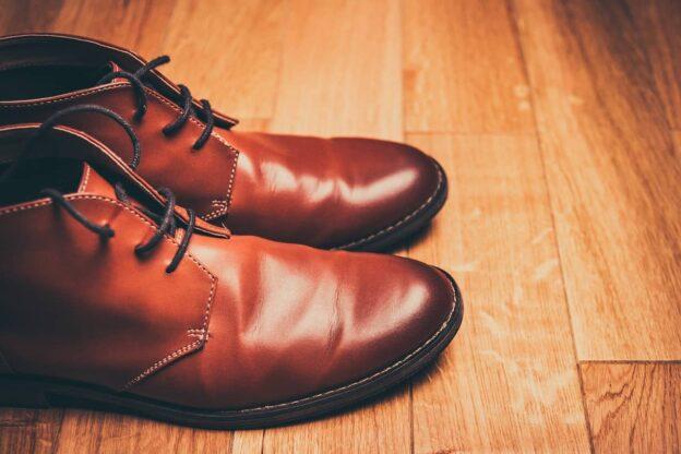 革靴 加工 種類