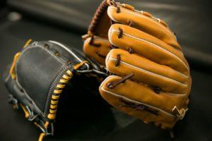 野球グローブ 素上げ革