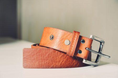 革ベルトに使われる革の種類は?